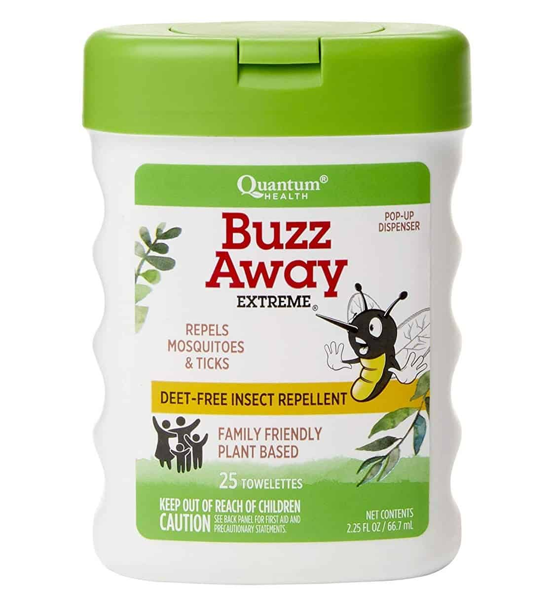 insect repellent wipes