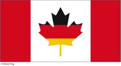 Canada Day in Germany