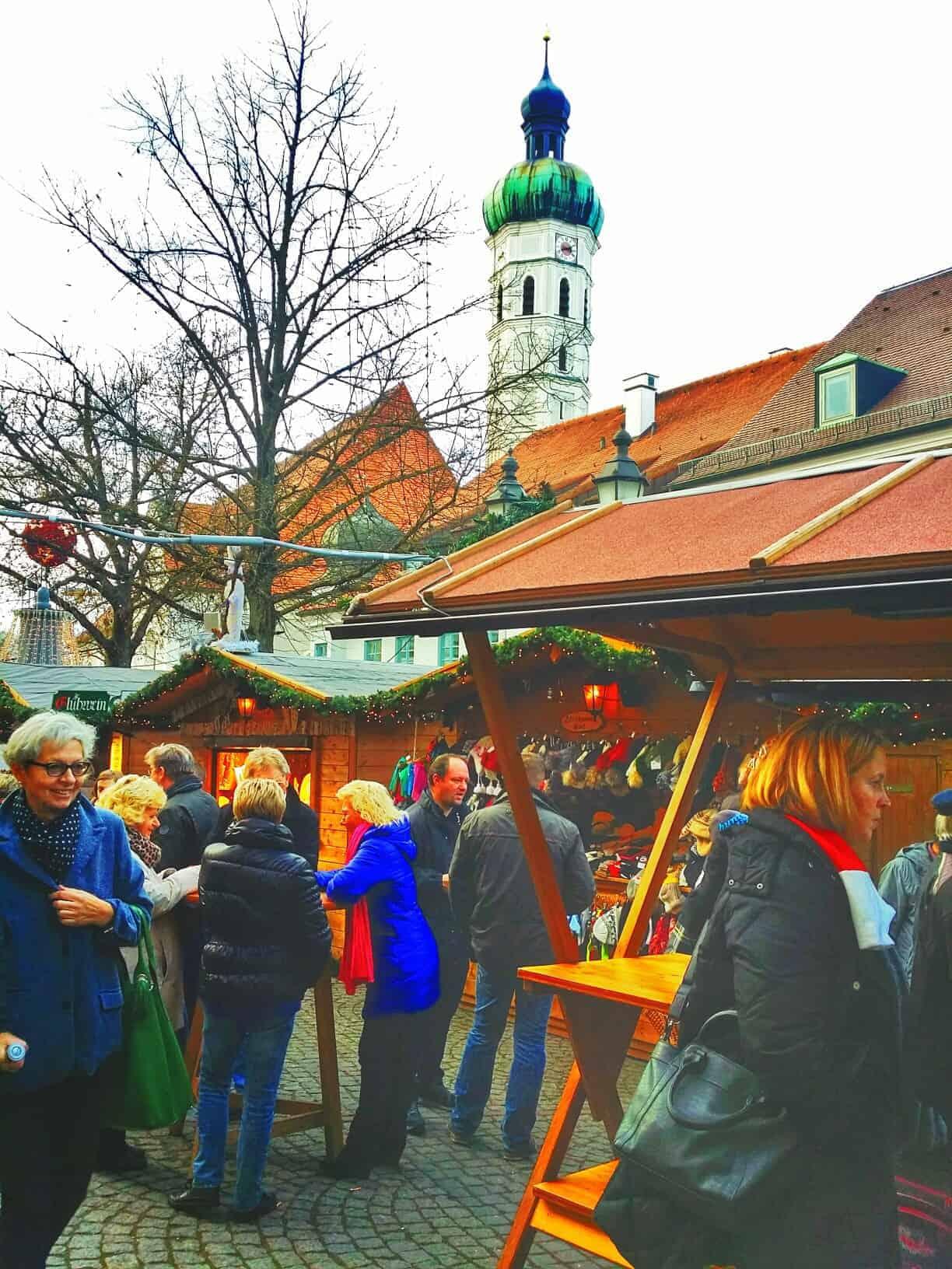 Dachau Christmas Market
