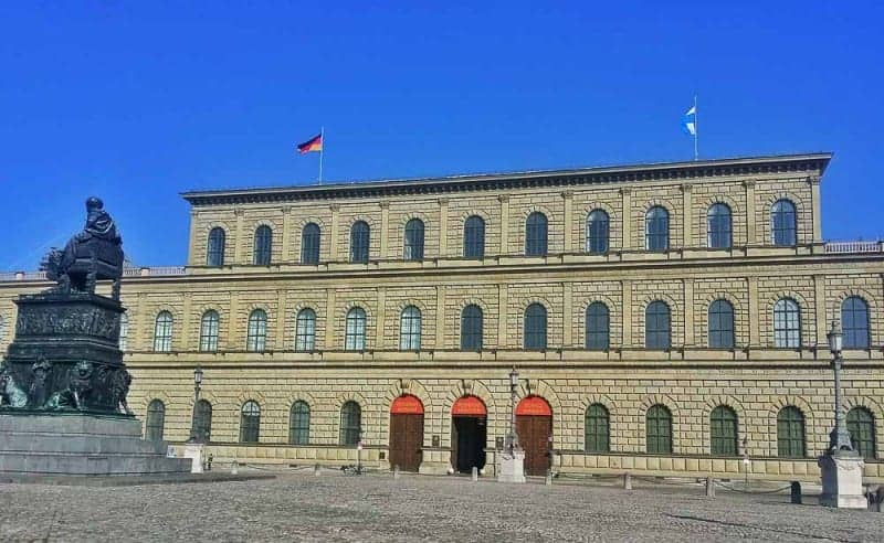Munich Residenz is one of the most opulent palaces in Europe and should be included in every Munich city guide itinerary.
