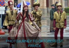 Photojourney to Oktoberfest Parade