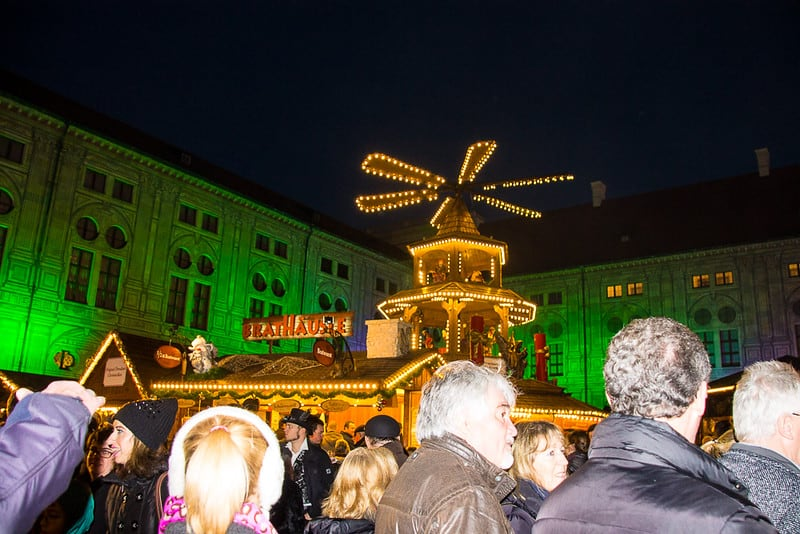 Each Christmas Market has its own flair. Visit at least 3 different ones to see how they compare.