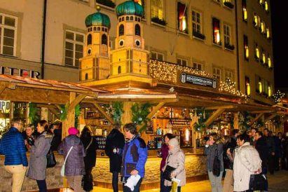 The Most Beautiful Christmas Markets in Munich