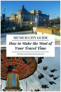 Munich city guide