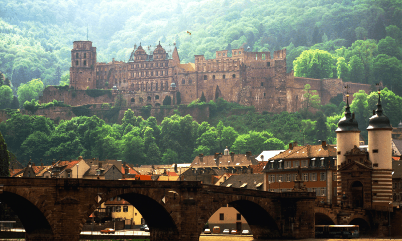 Heidelberg Castle city guide
