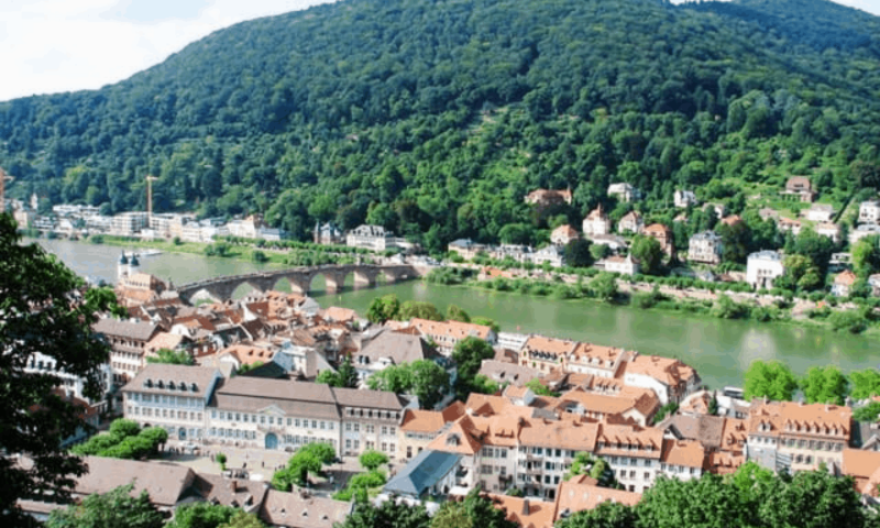 Heidelberg Town