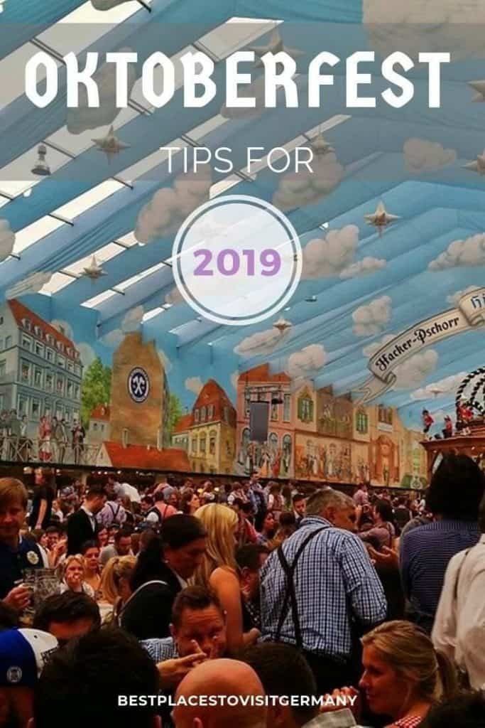 tips for going to Oktoberfest in Munich, Germany