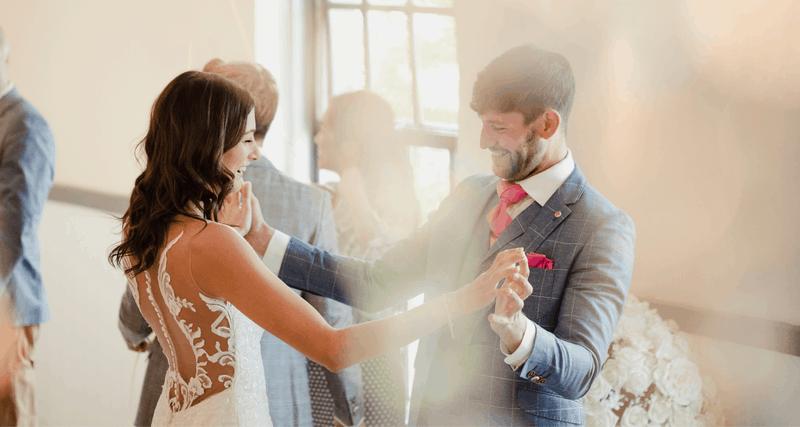 German Wedding traditions dances