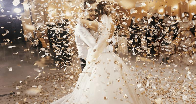 German Wedding traditions dance