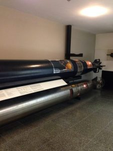Real Torpedoes at the German Museum of Science & Technology