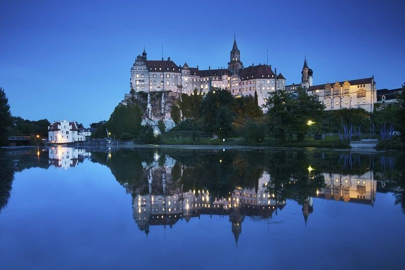 Sigmaringen Castle - best castles in germany