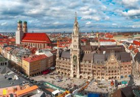 guide to visiting Munich, the capital of Bavaria