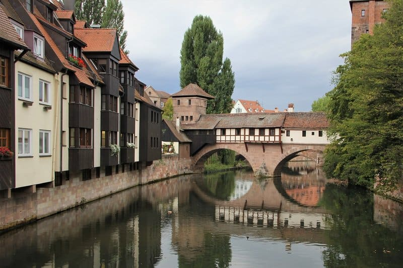 nuremberg town