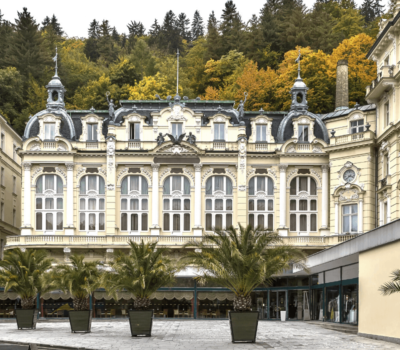 German Castle Hotel Althoff Grandhotel