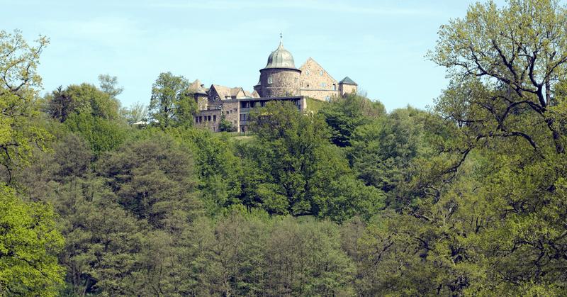 German Castle Hotel Dornroeschenschloss Sababurg