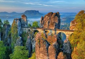 bastei bridge best places to visit germany
