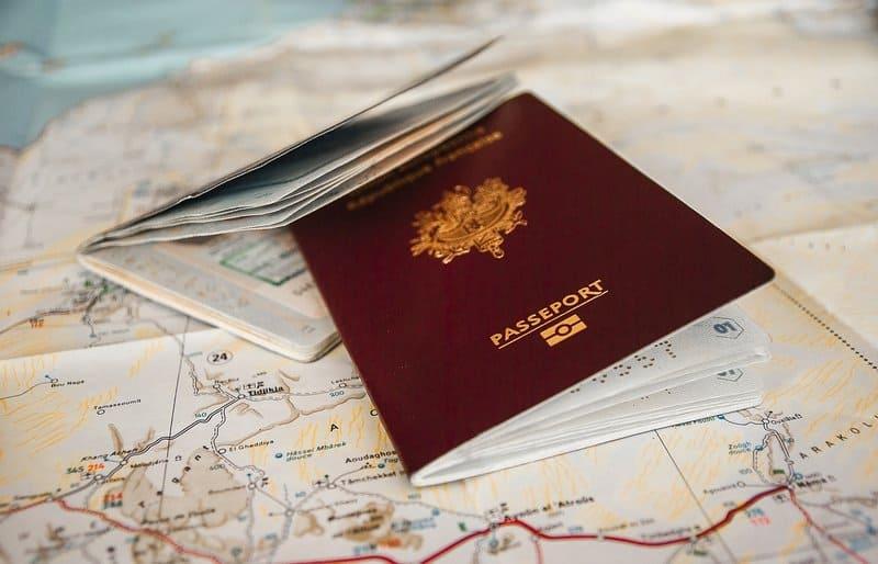 passport packing list