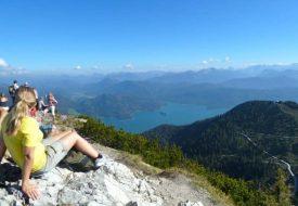 Herzogstand to Heimgarten: Enjoy a Beautiful Hike in the Bavarian Alps
