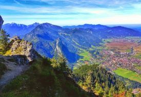 Oberammergau Germany: Why You Have to Hike the Laber Mountain